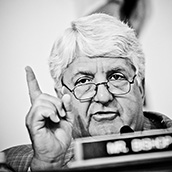 U.S. Representative for Utah's 1st congressional district, Rob Bishop (R), hears testimony at a Legislative Hearing of the Subcommittee On National Parks, Forests, And Public Lands.  Event Photography by Alex Wilson