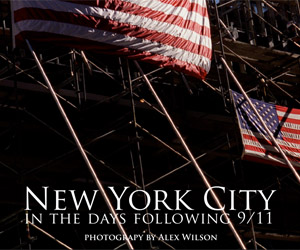 Photographs of New York City following 9/11
